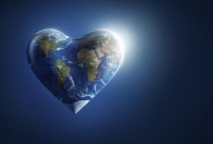 Heart Globe