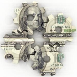 Money working Cogs