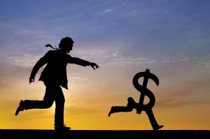 Running After Money