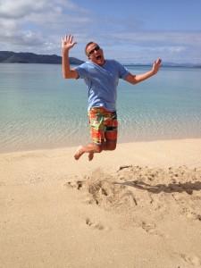 David Jump for Joy