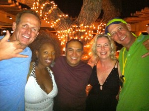 David Wood, Lisa Nichols, Don Miguel Ruiz, Mike Dooley